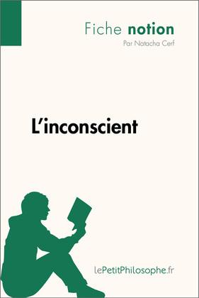 L'inconscient (Fiche notion)