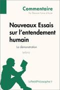 Nouveaux Essais sur l'entendement humain de Leibniz - La démonstration (Commentaire)