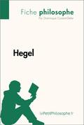 Hegel (Fiche philosophe)