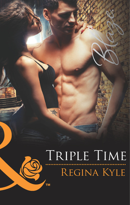 Triple Time (Mills & Boon Blaze) (The Art of Seduction, Book 2)