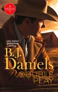 Double Play: Ambushed! / High-Caliber Cowboy (Mills & Boon M&B)