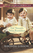 The Texan's Twin Blessings (Mills & Boon Love Inspired Historical)