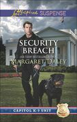 Security Breach (Mills & Boon Love Inspired Suspense) (Capitol K-9 Unit, Book 4)
