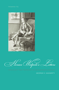 Horace Walpole's Letters: Masculinity and Friendship in the Eighteenth Century