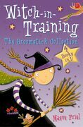 The Broomstick Collection: Books 1–4 (Witch-in-Training)