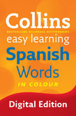 Easy Learning Spanish Words