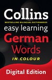 Easy Learning German Words (Collins Easy Learning German)