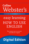 Webster's Easy Learning How to use English (Collins Webster's Easy Learning)