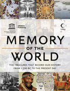 Memory of the World: The treasures that record our history from 1700 BC to the present day