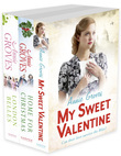 Annie Groves 3-Book Collection 1: My Sweet Valentine, Home For Christmas, London Belles