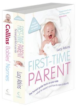 First-Time Parent and Gem Babies' Names Bundle