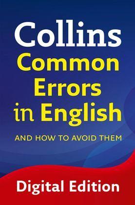 Collins Common Errors in English