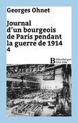 Journal d'un bourgeois de Paris pendant la guerre de 1914 - 4