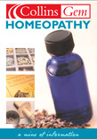 Homeopathy (Collins Gem)
