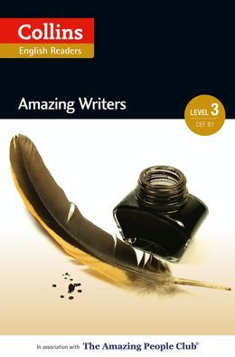 Amazing Writers: B1 (Collins Amazing People ELT Readers)