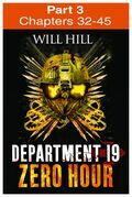 Zero Hour: Part 3 of 4 (Department 19, Book 4)