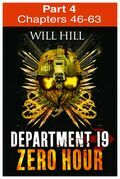 Zero Hour: Part 4 of 4 (Department 19, Book 4)