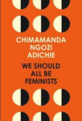 Image de couverture (We Should All Be Feminists)