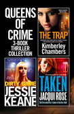 Queens of Crime: 3-Book Thriller Collection