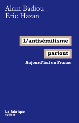 L'antisémitisme partout