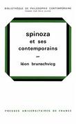 Spinoza et ses contemporains