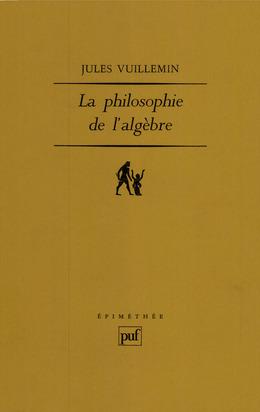 La philosophie de l'algèbre