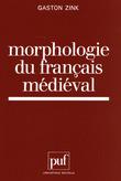 Morphologie du français médiéval