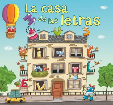La casa de las letras