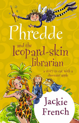 Phredde & The Leopard Skin Librarian