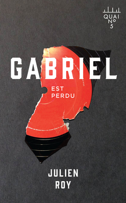 Cover image (Gabriel est perdu)