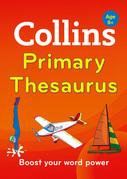 Collins Primary Thesaurus (Collins Primary Dictionaries)