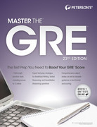 Master the GRE, 23rd edition