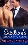 Sicilian's Shock Proposal (Mills & Boon Modern) (Playboys of Sicily, Book 1)
