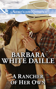 A Rancher of Her Own (Mills & Boon American Romance) (Blue Falls, Texas, Book 6)