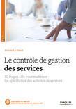 Le contrôle de gestion des services