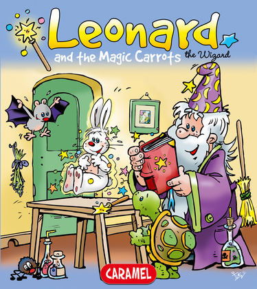 Leonard and the Magical Carrot