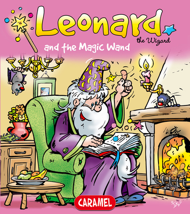 Leonard and the Magic Wand