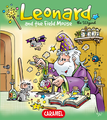 Leonard and the Field Mouse