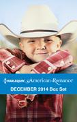 Harlequin American Romance December 2014 Box Set