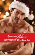 Harlequin Blaze November 2014 Box Set