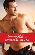 Harlequin Blaze October 2014 Box Set