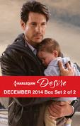 Harlequin Desire December 2014 - Box Set 2 of 2