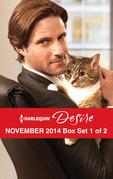 Harlequin Desire November 2014 - Box Set 1 of 2