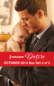 Harlequin Desire October 2014 - Box Set 2 of 2