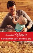 Harlequin Desire September 2014 - Bundle 2 of 2