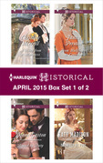 Harlequin Historical April 2015 - Box Set 1 of 2