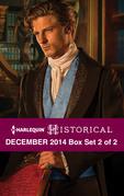 Harlequin Historical December 2014 - Box Set 2 of 2