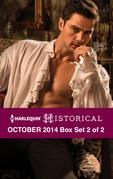 Harlequin Historical October 2014 - Box Set 2 of 2