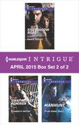 Harlequin Intrigue April 2015 - Box Set 2 of 2