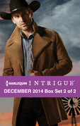 Harlequin Intrigue December 2014 - Box Set 2 of 2